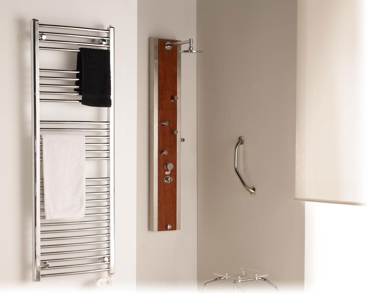 Oxil s l toalleros radiadores for Radiadores toallero